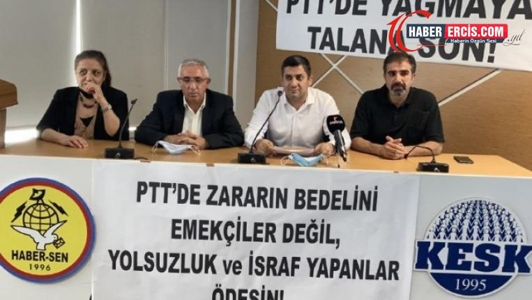 Haber-Sen: PTT'de yolsuzluğun karşısında duracağız
