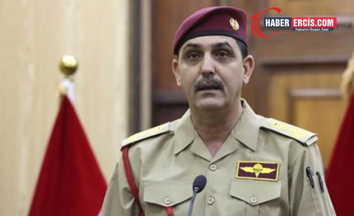 Irak Ordusu Sözcüsü'nden operasyon açıklaması: Yaşananlar büyük bir işgaldir