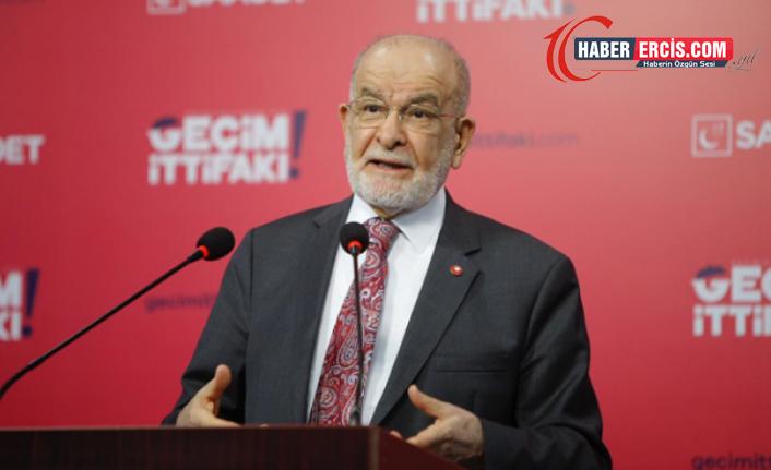 Karamollaoğlu: Ülkemiz, devleti saran bu müsilajdan arındırılmalı