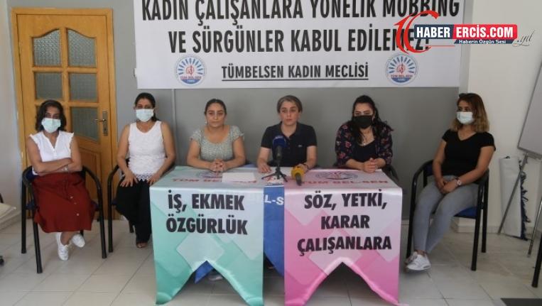 'Kayyım belediyelerinde kadınlar tacize uğruyor'