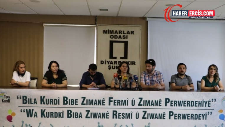 Kürt Dil ve Kültür Ağı'ndan dil mitinglerine katılım çağrısı