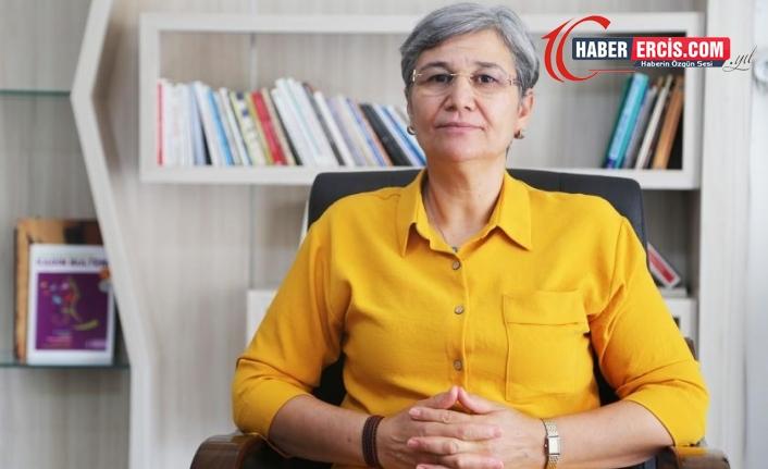 Leyla Güven'e verilen 22 yıl hapis cezası onandı