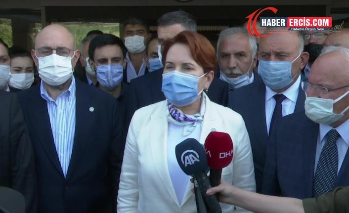 Meral Akşener'den saldırı tepkisi
