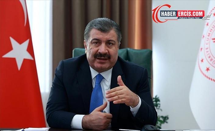Sağlık Bakanı Koca'dan 'BioNTech' uyarısı