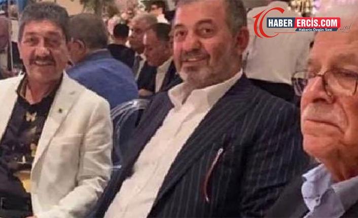 Sedat Peker operasyonunda gözaltına alınan Öncel'in Süleyman Soylu'nun babasıyla fotoğrafı ortaya çıktı