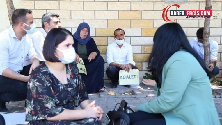 TOHAV ve ÖHD'den Şenyaşar ailesine destek ziyareti
