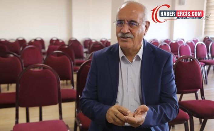 Van Büyükşehir Belediyesi Eşbaşkanı Avcı gözaltına alındı
