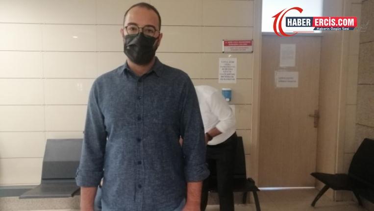 Van'da Gazeteci Ruşen Takva'nın davası ertelendi
