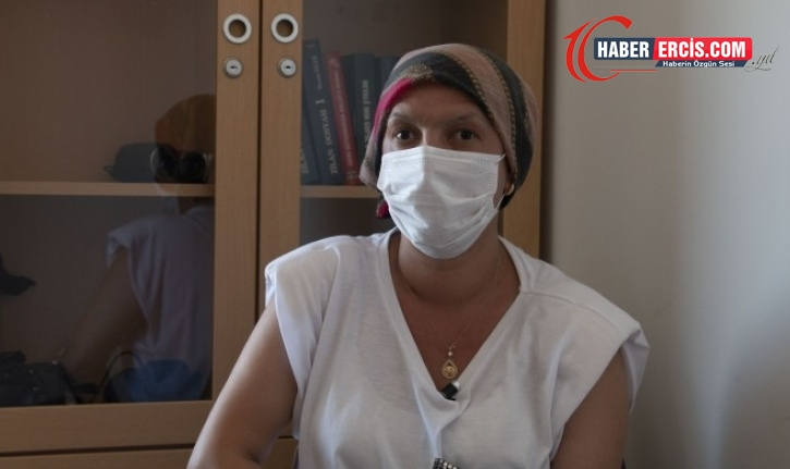 Van'da Kanser hastası 100 TL'lik iğneyi alamadığı için tedavisi yarım kaldı