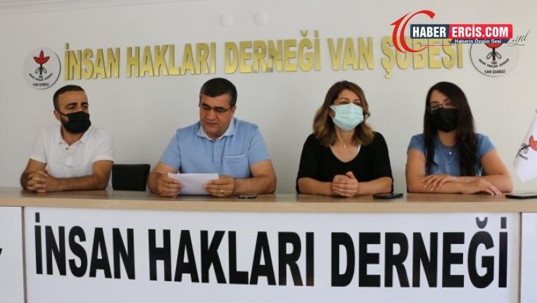 Van'da Açlık Grevleri İzleme Koordinasyonu: 'İmralı tecrit rejimi sona erdirilmeli'