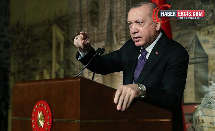 2015'te Erdoğan: Çözüm süreci buzdolabında 2021'de Erdoğan: Süreci sonlandıran biz olmadık
