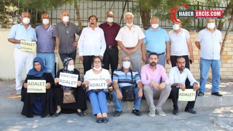 78'liler Girişimi'nden Şenyaşar ailesine destek ziyareti