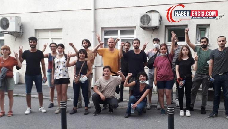 Ankara, İzmir ve İstanbul'da gözaltına alınan 83 kişi serbest