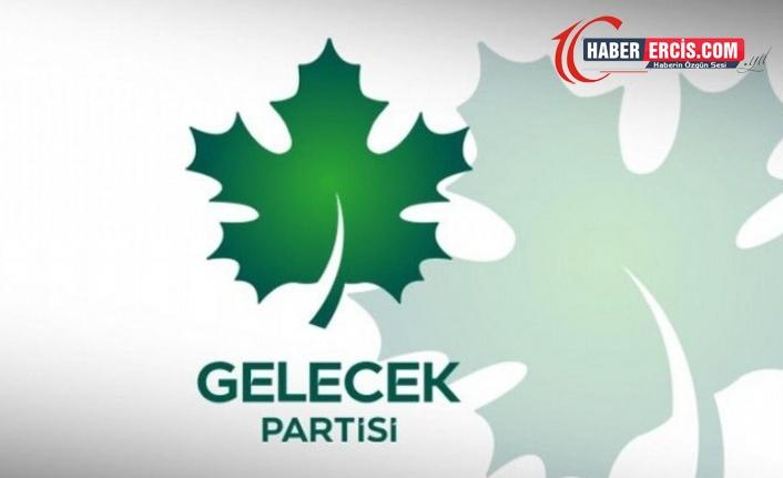 AKP'den istifa eden 150 kişi, Gelecek Partisi'ne katıldı