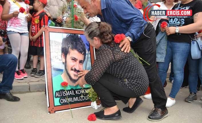 Ali İsmail Korkmaz katledilmesinin 8'inci yılında anılıyor