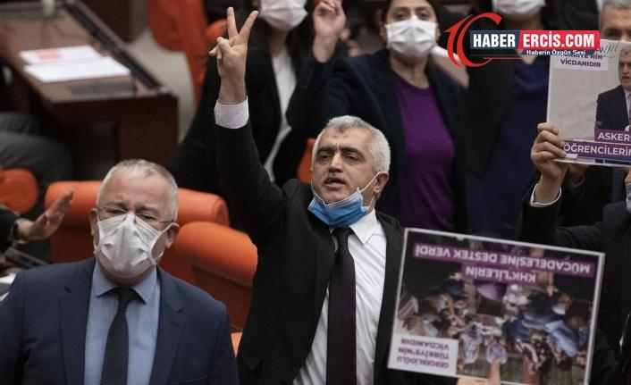 Anayasa Mahkemesi Gergerlioğlu için hak ihlali kararı vererek tahliyesini istedi