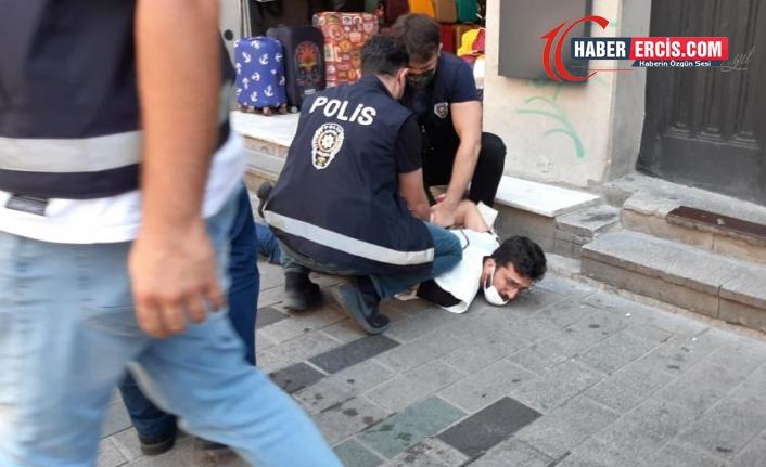 Ankara ve İstanbul'da 10 Ekim ve Suruç katliamı anmasına polis saldırısı: 19 gözaltı