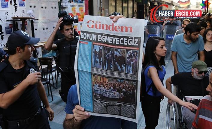 AYM'den Özgür Gündem'in kapatılmasına ihlal kararı