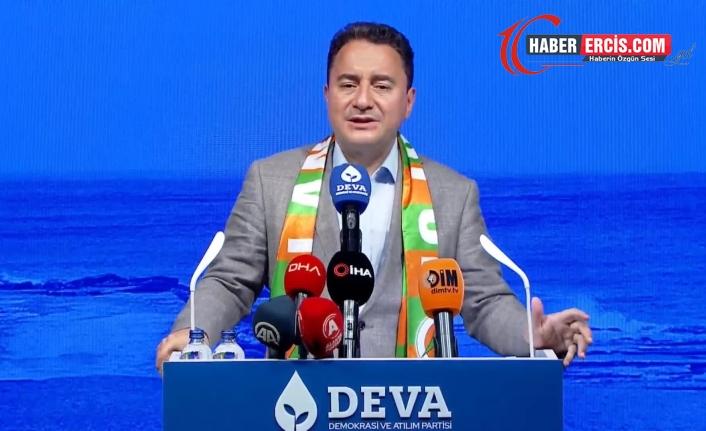 Babacan: Sabah akşam 'beka beka' diyenler, hukuk devletini yok etmiş