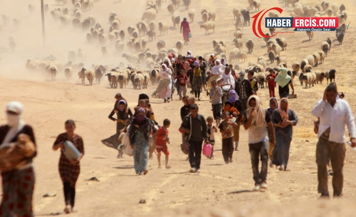 Belçika Parlamentosu Êzidî Soykırımı'nı tanıdı