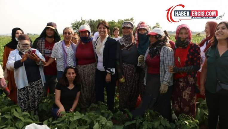 Buldan, tekstil ve tarım işçisi kadınlarla buluştu