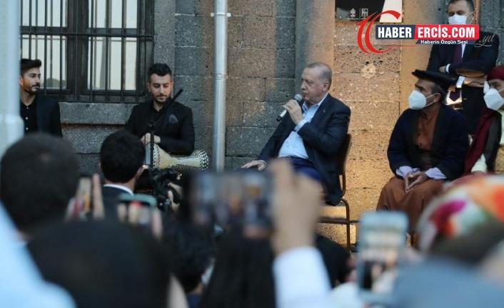 Ceylan: AKP ve MHP arasındaki çatışma Erdoğan'ı Diyarbakır'a getirdi