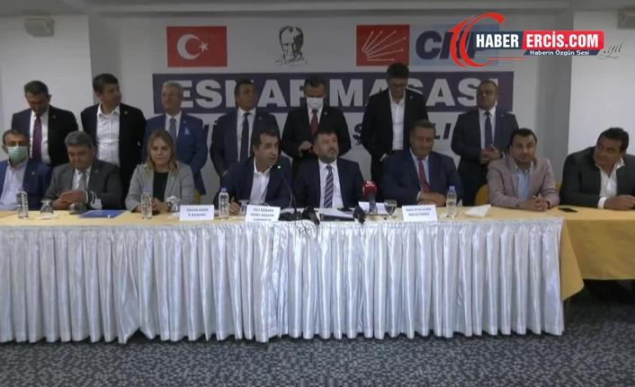 CHP'li Ağbaba'dan Erdoğan'a: Başımıza bir iş gelince 'dış güçler' diyor, ama dış güçlerin avukatlığını yapıyor