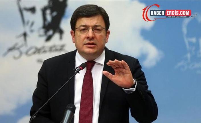 CHP'li Muharrem Erkek: Erdoğan ve Soylu kirli bir suçun üstünü örtüyor