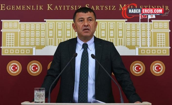 CHP'li Veli Ağbaba'dan Erdoğan'a 'çözüm süreci' yanıtı