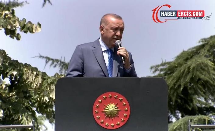 """Cumhurbaşkanı Erdoğan, """"Katar, Tank Palet'in yüzde 49 finansal ortağıdır"""" dedi"""