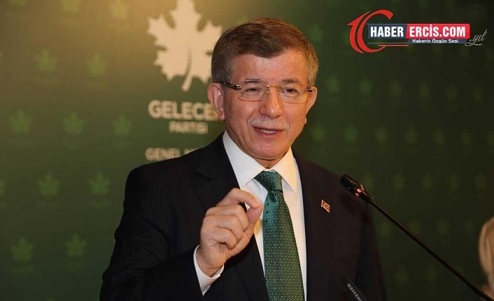 Davutoğlu, Bahçeli'ye seslendi: Erdoğan'a 'Serok' dendiğinde barış sembolü mü oluyor?