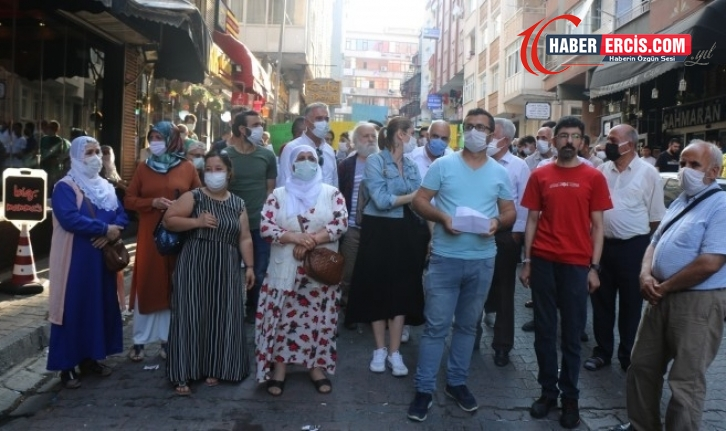 DİK ve DİAY-DER tutuklanmalarına tepki: Zulüm ile abad olunmaz