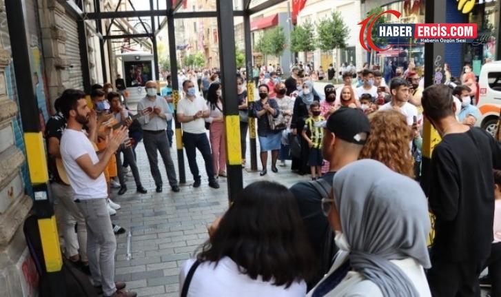 Dün zabıta bugün polis: Kürt müziğini her koşulda seslendireceğiz