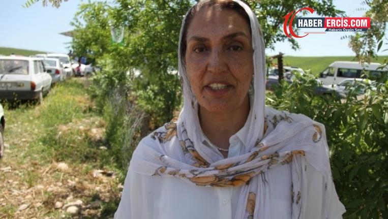 Eğil Belediye Eşbaşkanı Ensarioğlu'na 6 yıl 3 ay hapis