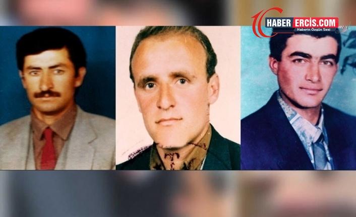 Emniyete hindi götüren 3 kişi 26 yıldır kayıp
