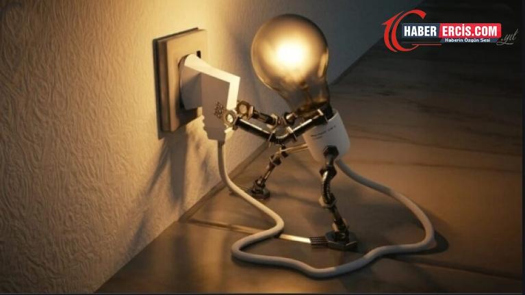 Erciş'te elektirik kesintileri yurttaşların elektronik eşyalarına zarar veriyor