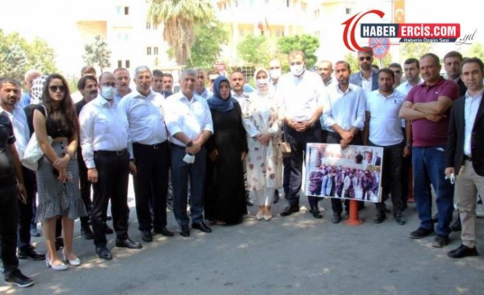 Gelecek Partisi'nden Şenyaşar ailesine ziyaret: Direnişinizi destekliyoruz