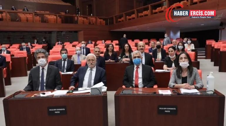 Gergerlioğlu Meclis'te: Halkın zaferinin tecelli ettiği gündür