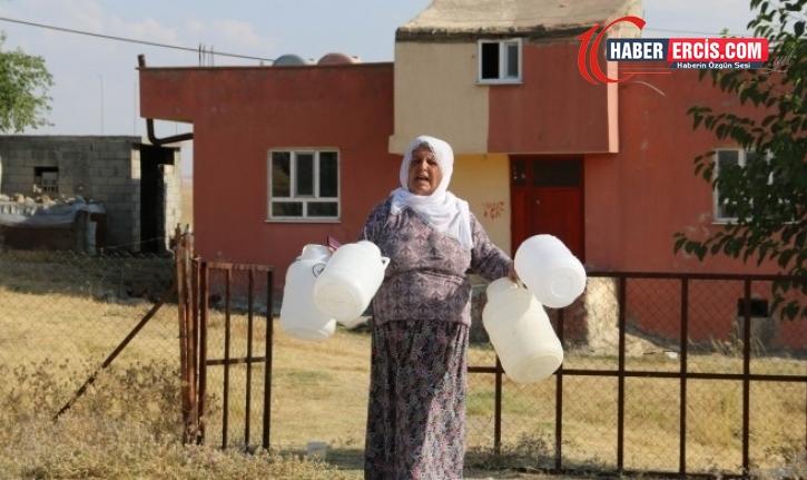 Halkın su sorununu dile getiren HDP'li eşbaşkana soruşturma