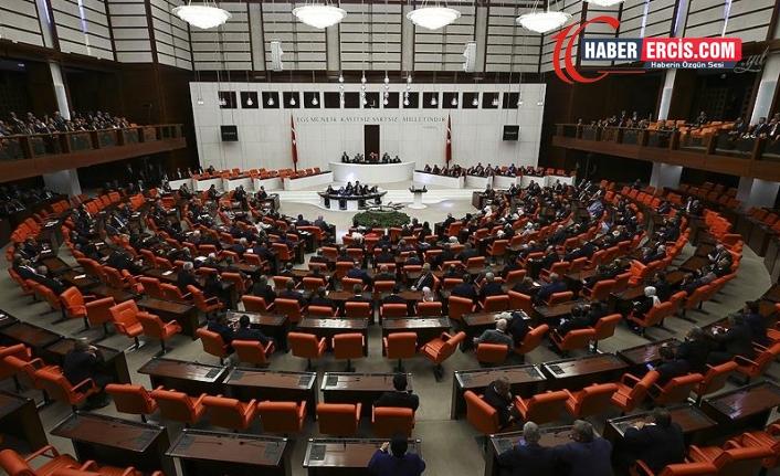 HDP'nin kayıp silahlarla ilgili önergesi AKP ve MHP'lilerce reddedildi