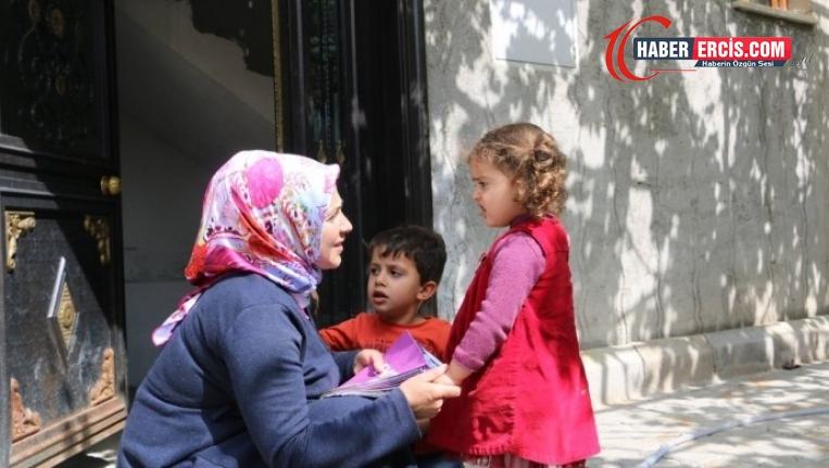 HDP Tuşba İlçe Eşbaşkanı Akkuş gözaltına alındı