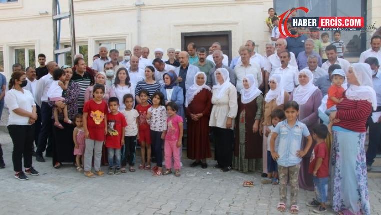 HDP'den 11 gündür suları kesilen köylülere ziyaret