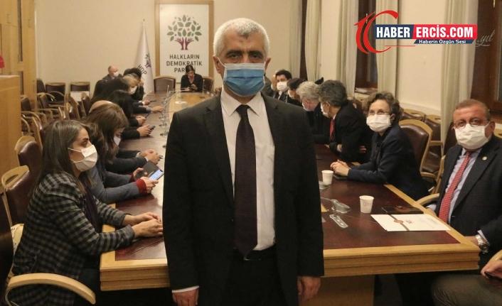 HDP'den Gergerlioğlu için Adalet Nöbeti