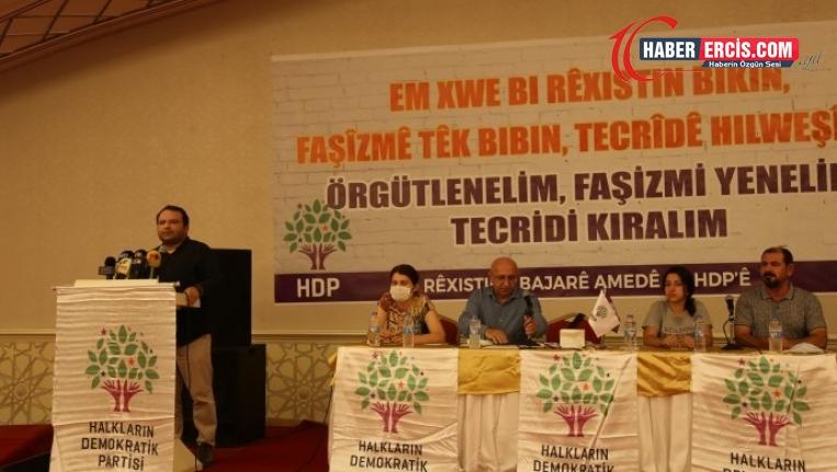 HDP'den muhalefete: Kürt sorununda çözümü savunmayanlarla işimiz olmaz