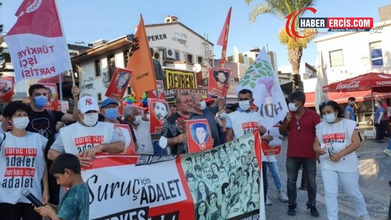 HDP'li Bülbül: Suruç katliamının faili hükümettir