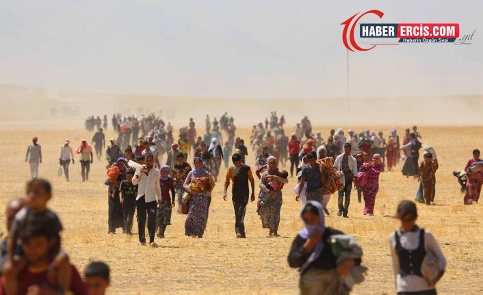 Hollanda Parlamentosu Êzidî soykırımını tanıdı