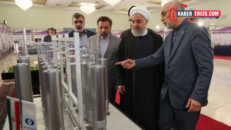 İran'da zenginleştirilmiş uranyum üretimine start