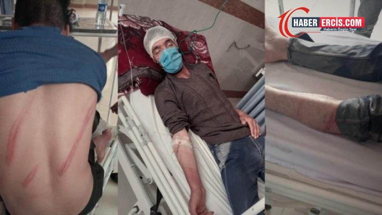 İran sınırında kolberlere ağır işkence
