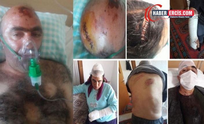 Kürt aileye ırkçı saldırıda bulunanlara tahliye ve polis koruması