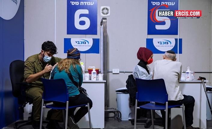 İsrail: Pfizer/ BionTech aşısının koruma etkisi yüzde 64'e indi